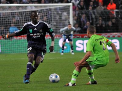 partido Anderlecht-Charleroi